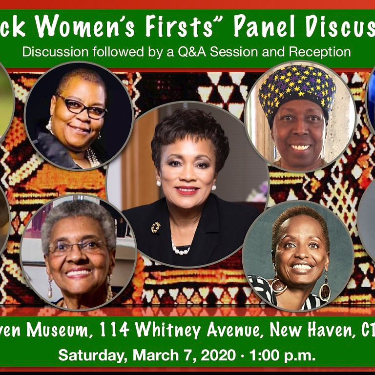Black Women's Firsts - Community Forum at New Haven Museum