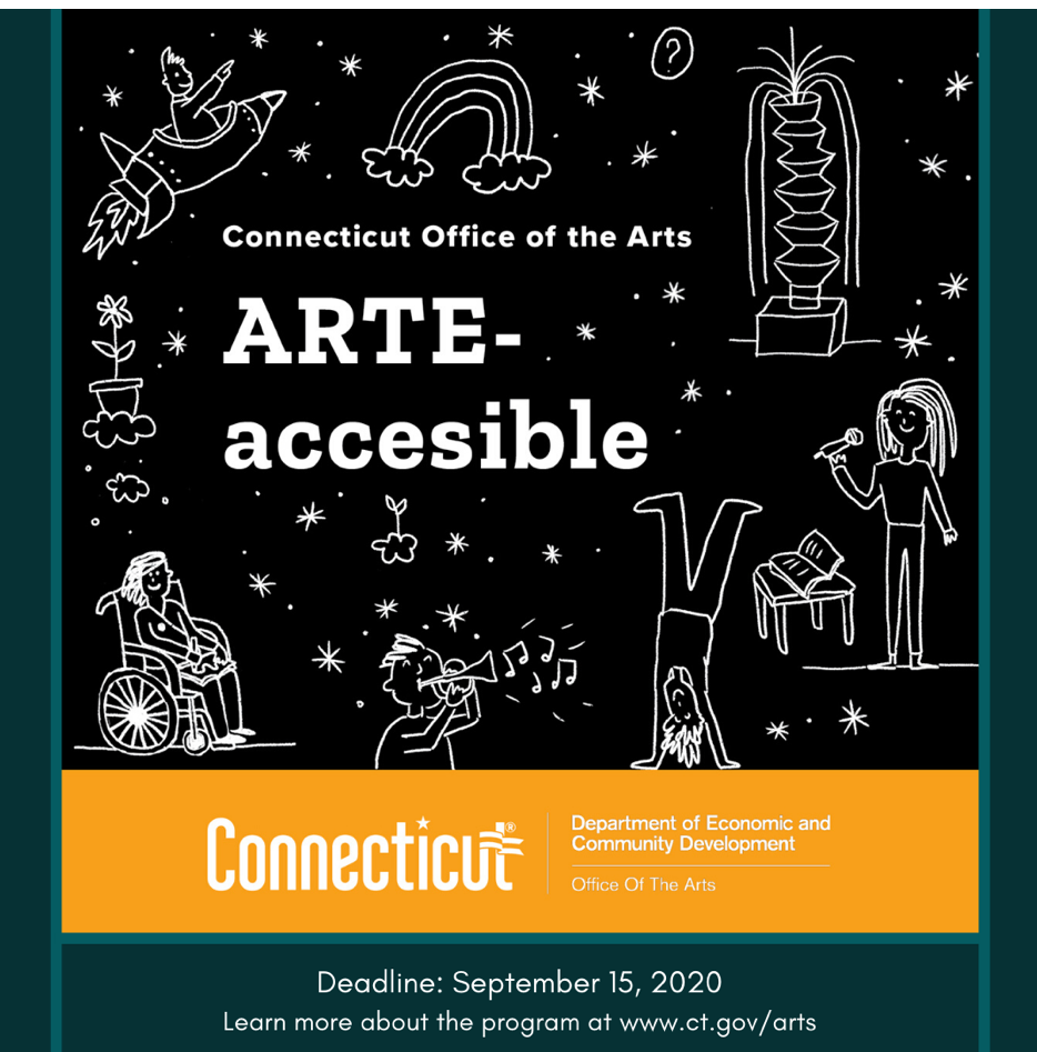 ARTE-accessible Grant - Connecticut Office of the Arts