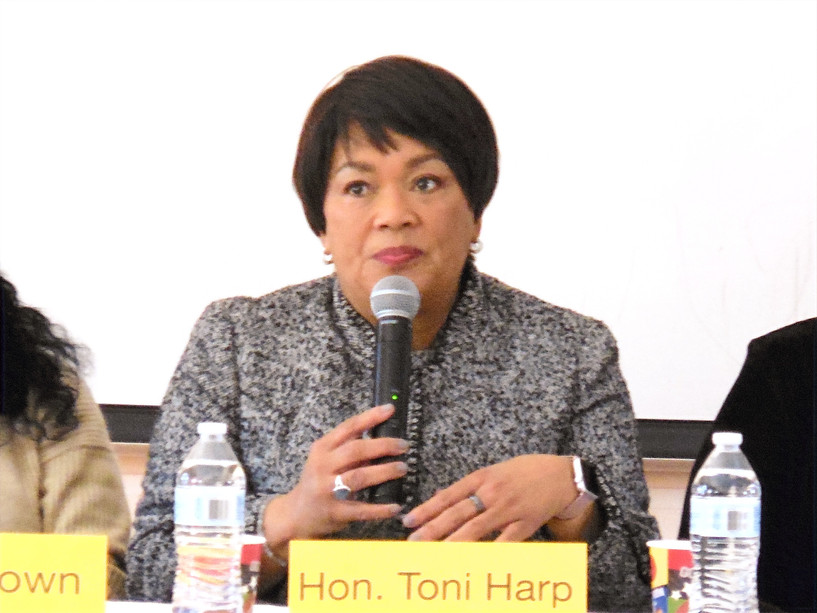 Honorable Toni Harp
