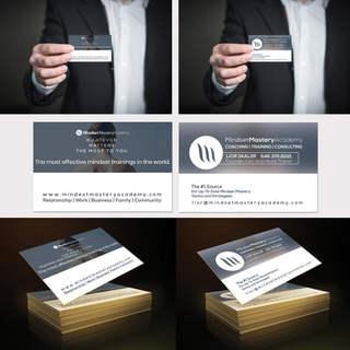 Business Cards Design Mastery Academy.jp