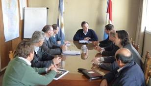 Encuentro Institucional con el Ministerio de Agricultura, Ganadería, Alimentos y Producción Agropecu