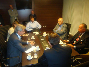Contexto Político y Económico 2012. Dr. Funes de Rioja