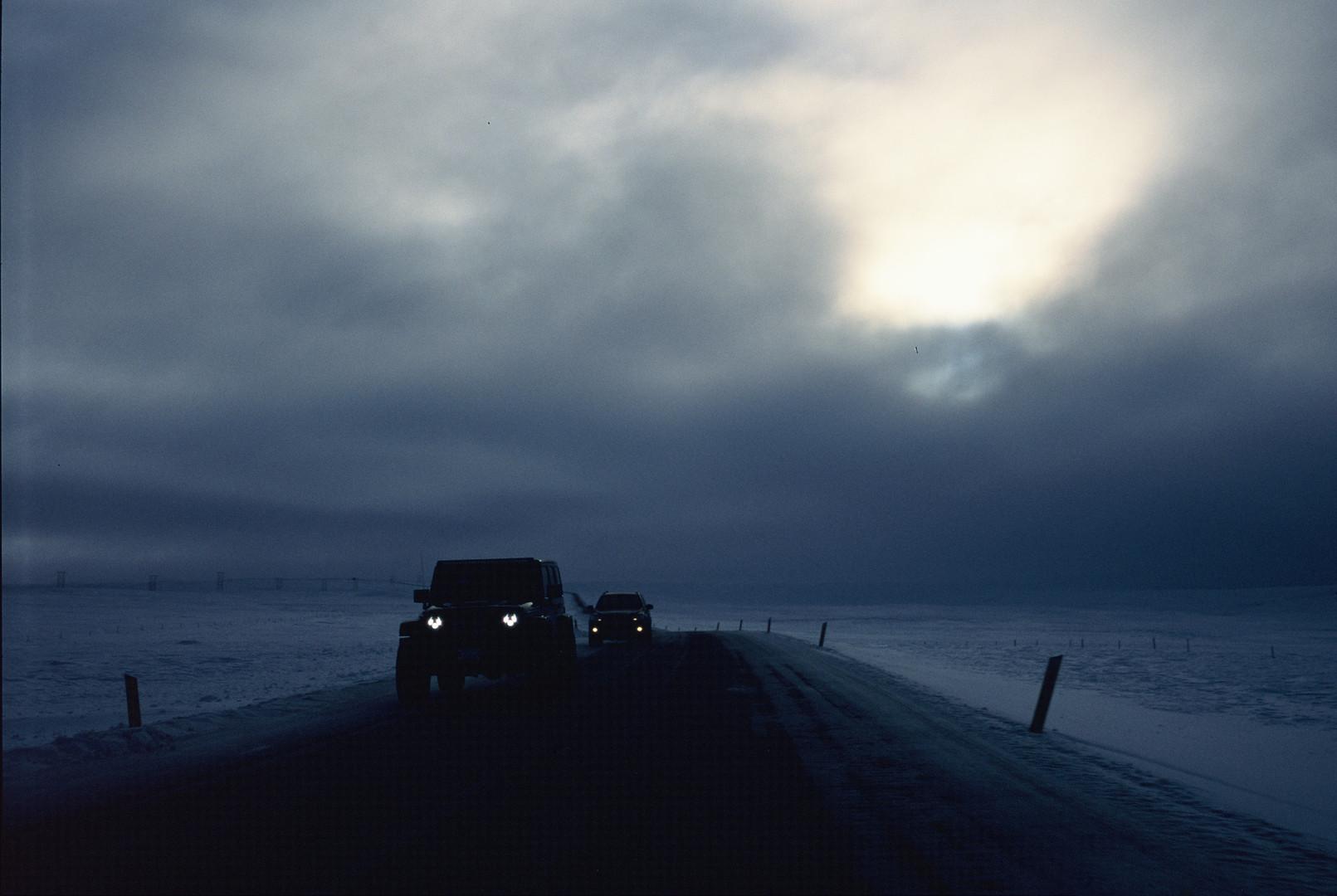 Iceland umferð