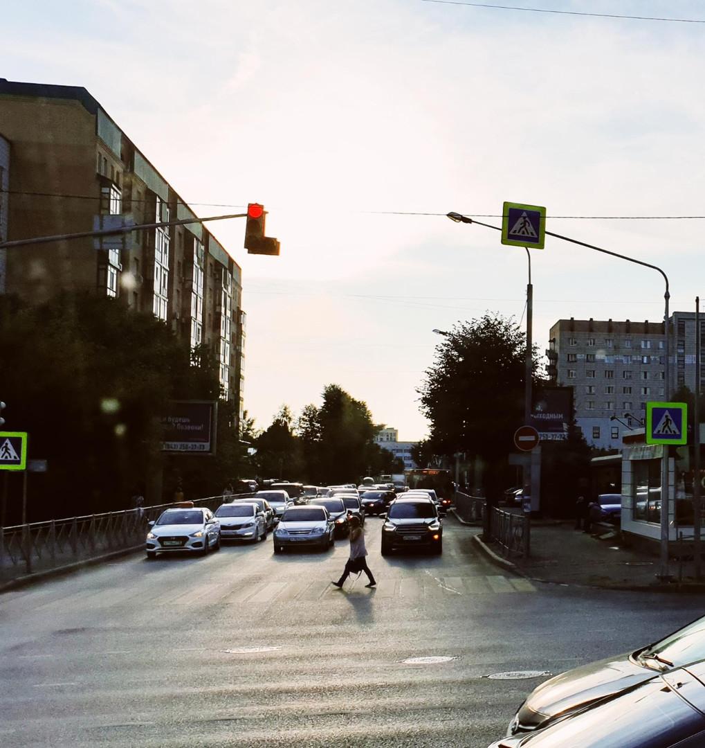 Kazan streets