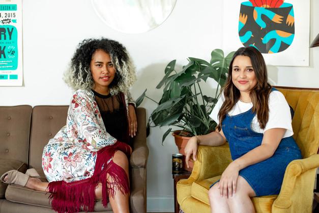 Bungalow East - Leita and Erica