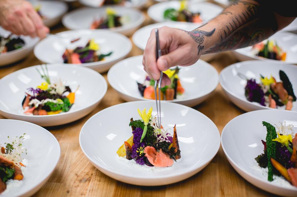 Austin Food Photographer