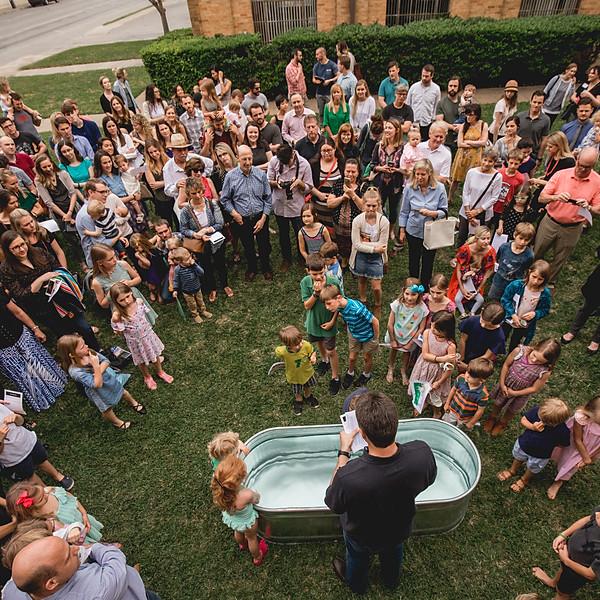 Providence Baptism