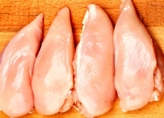 Poitrine de poulet nature (4)