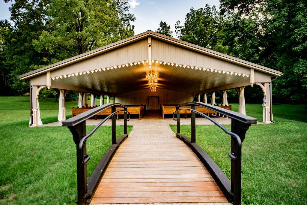 Woodland Capel at Moonstone Manor