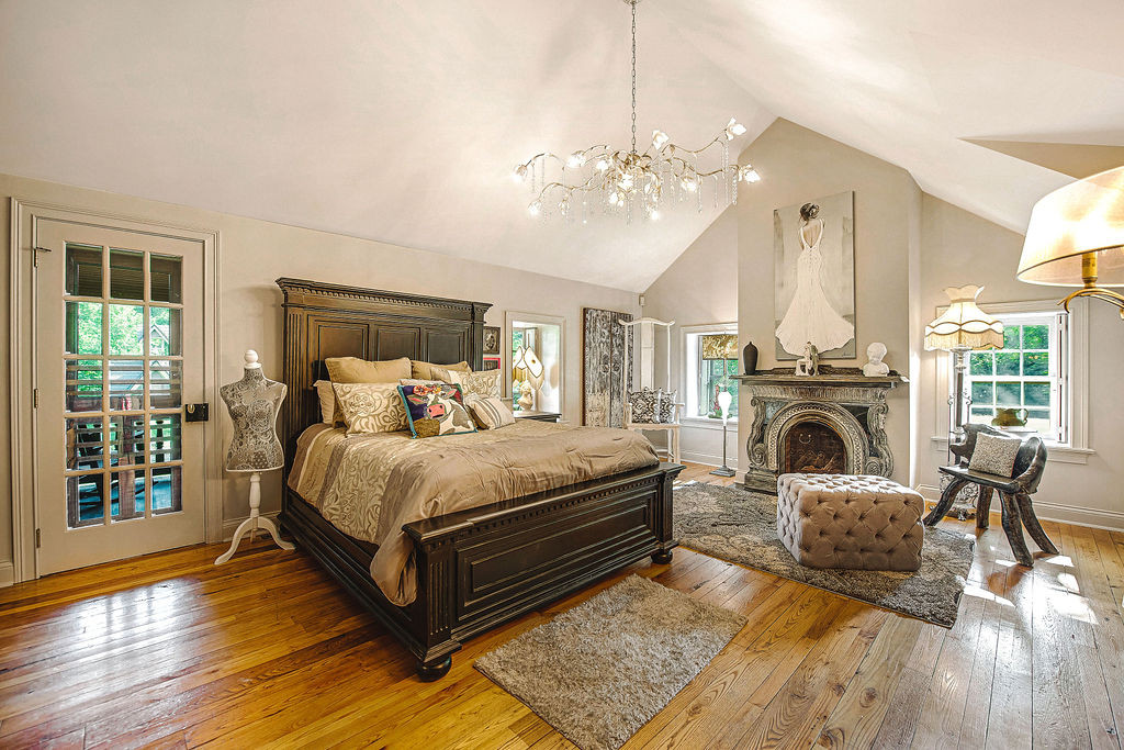The Anastasia Bridal Suite Moonstone Manor