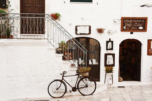 Discover Puglia Tour - September 28 to October 4, 2021 (deposit)