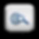 117105-matte-blue-and-white-square-icon-