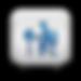 117766-matte-blue-and-white-square-icon-