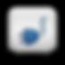 116937-matte-blue-and-white-square-icon-