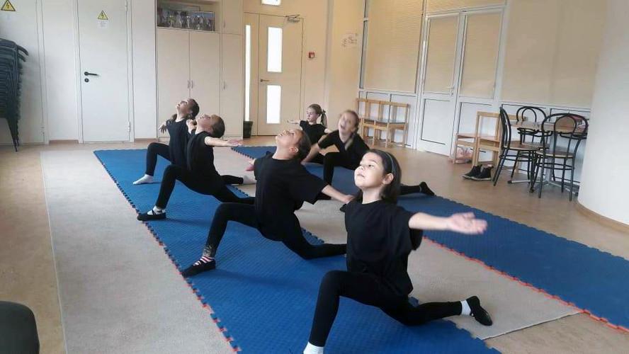 занятия в Павловской гимназии