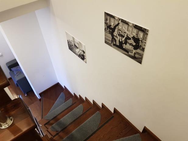 Лестница в большой зал