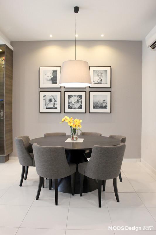 Idea hang frames on wall