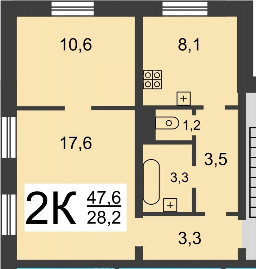 Продажа квартиры Путейская 2
