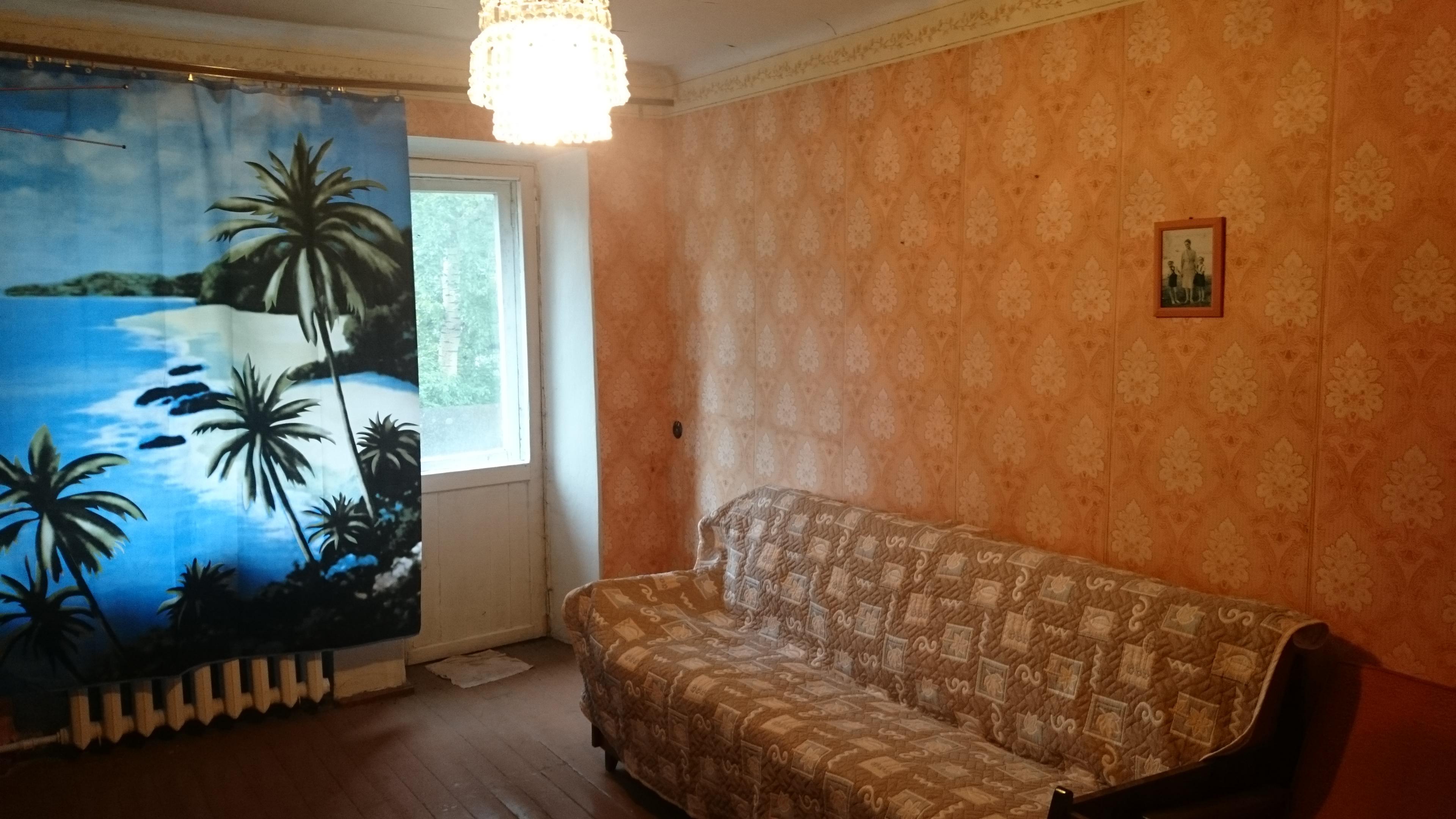 Продажа квартиры Должанская 35а - 1