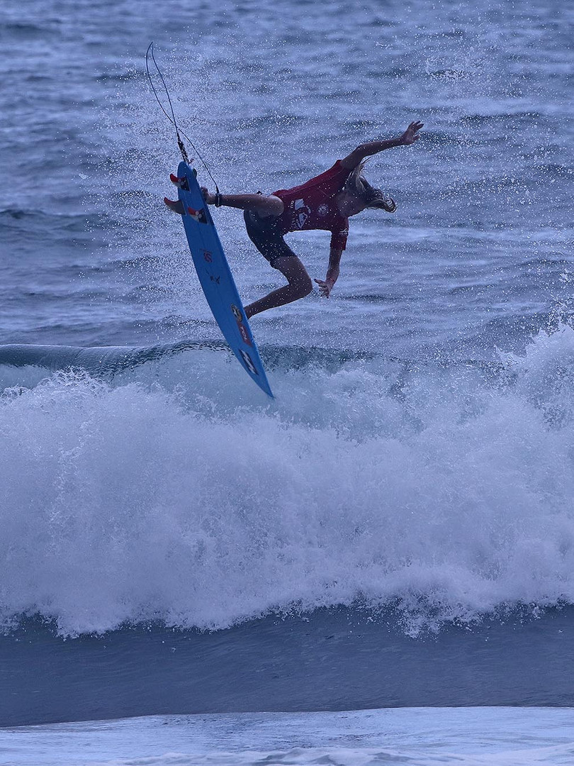 Ryan Kainalo SPSurf Categorias de Base