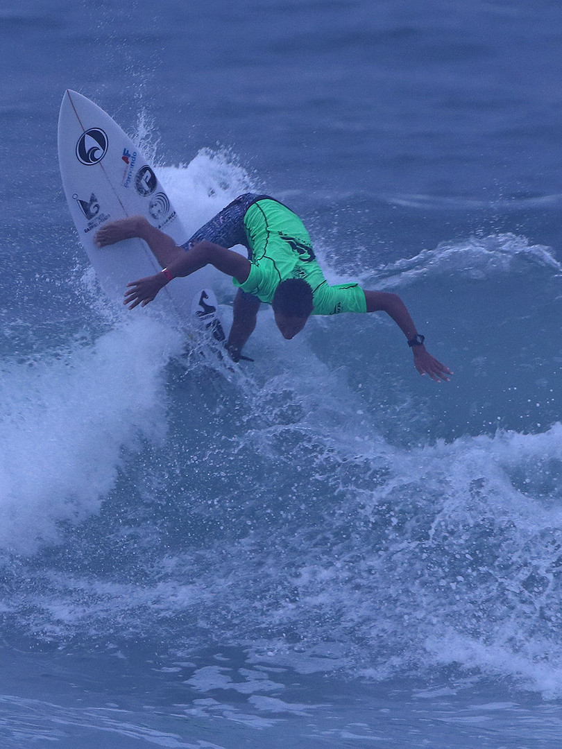 Murilo Coura SPSurf Categorias de Base