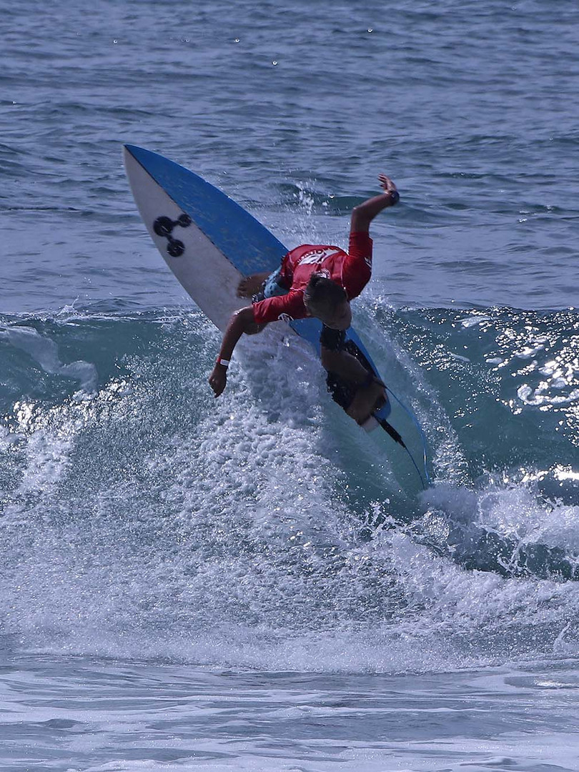 Jhon Muller SPSurf Categorias de Base