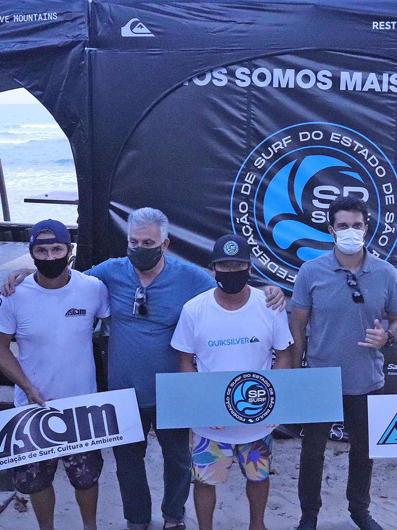 SPSurf Categorias de Base Camburi