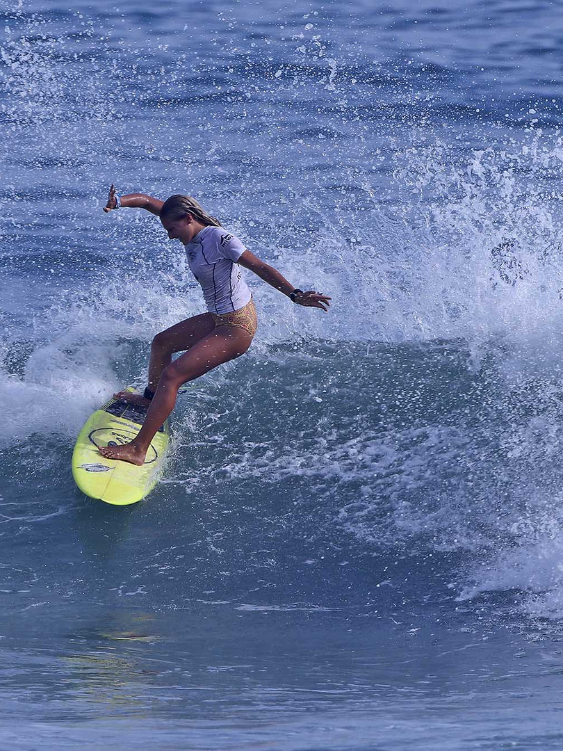 Yasmin Neves SPSurf Categorias de Base