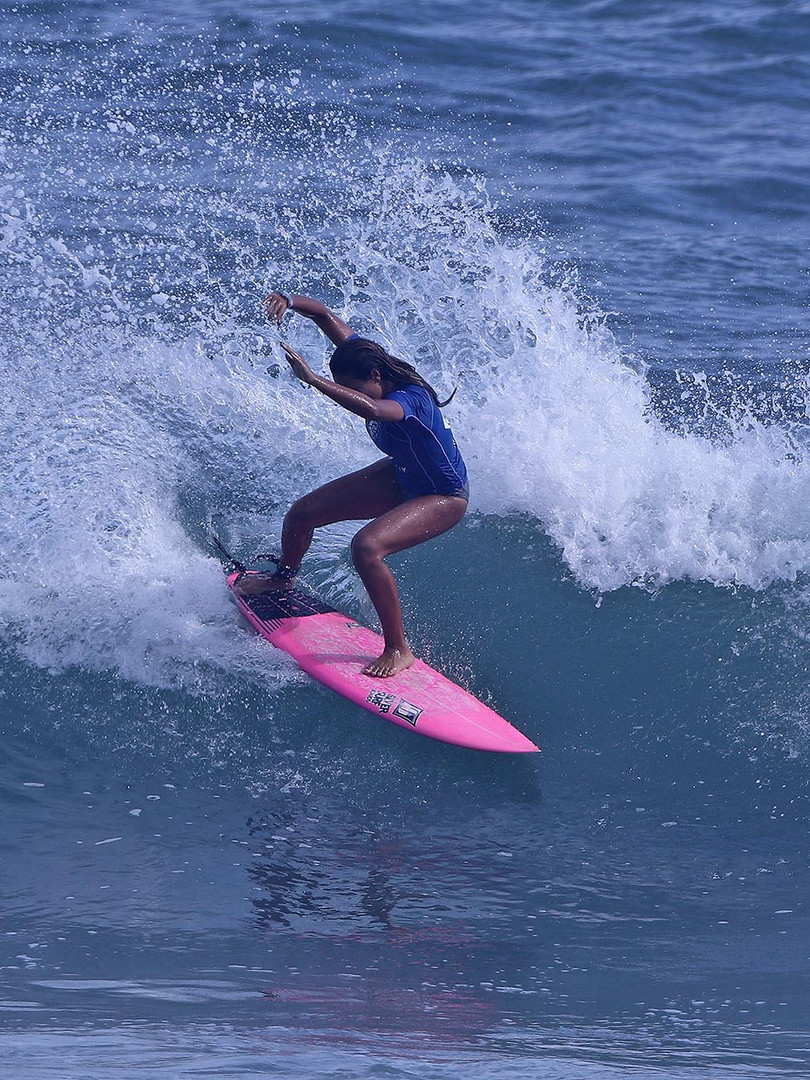 Kemely Sampaio SPSurf Categorias de Base