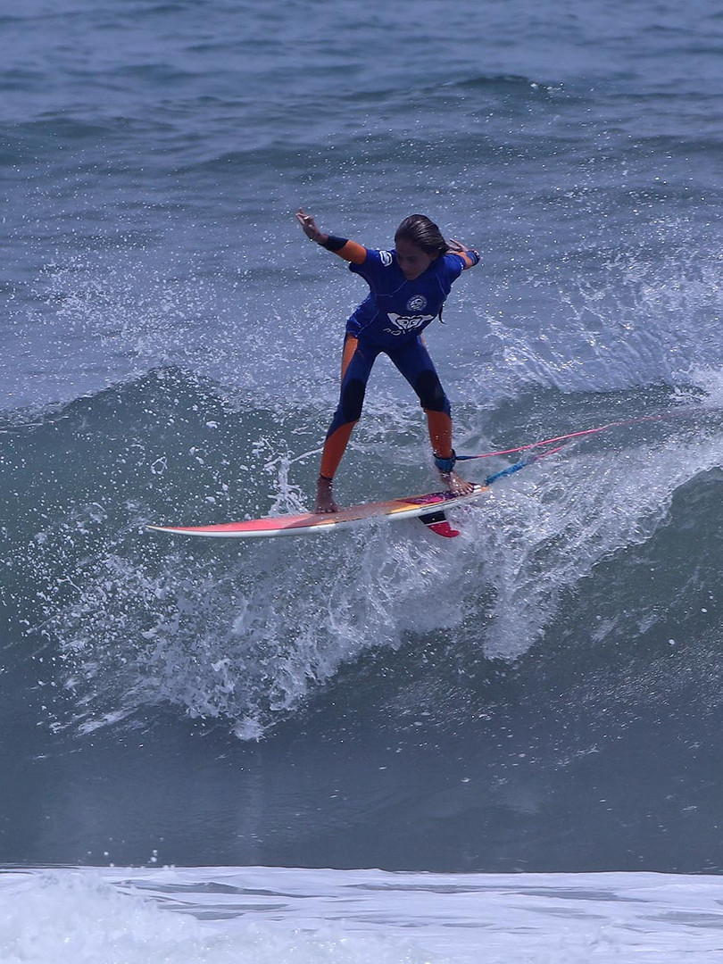 Natalia Gerena SPSurf Categorias de Base