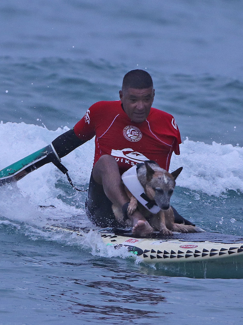 Surf Adaptado e SurfDog SPSurf