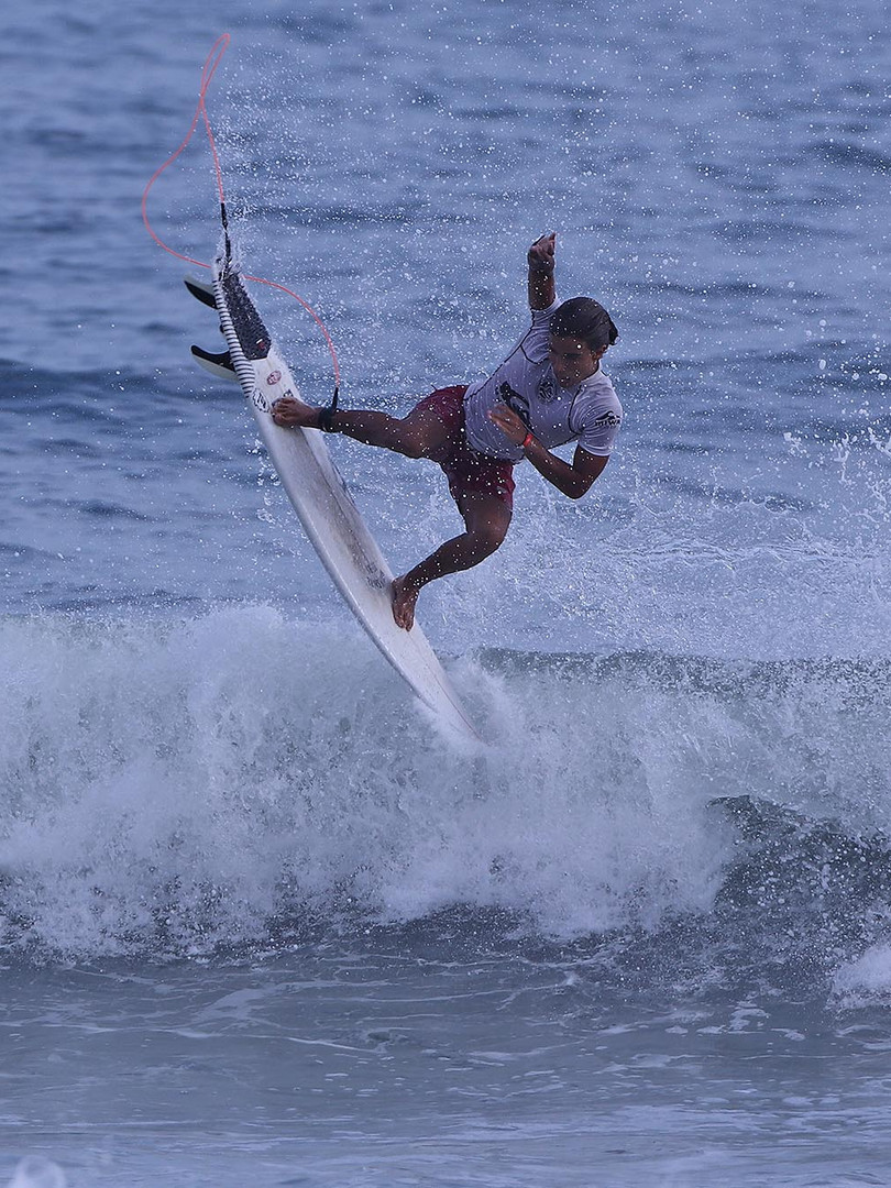 Philipe Neves SPSurf Categorias de Base