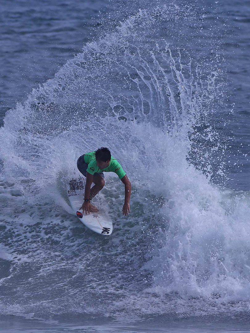 Diego Aguiar SPSurf Categorias de Base