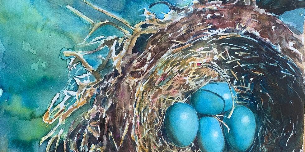 Joyful Artist Quest: Happy Dance Watercolor (2)
