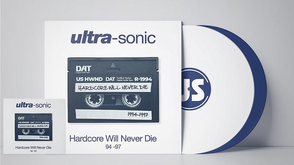 CD + LP Hardcore Will Never Die