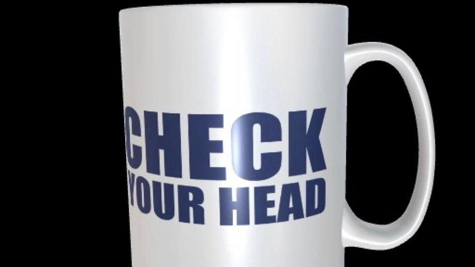 Check Your Head US Mug