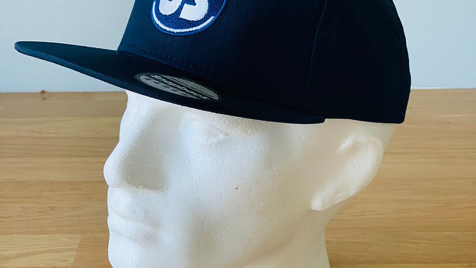 US Snapback Cap (blue)