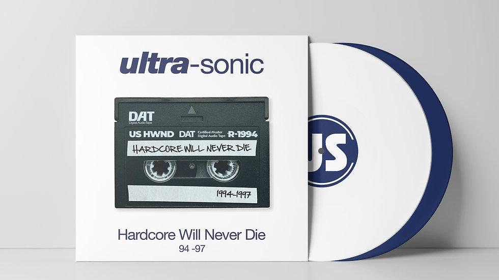 LP Vinyl Hardcore Will Never Die