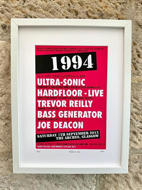 1994 Event Prints