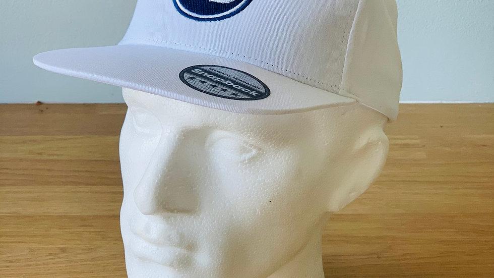 US Snapback Cap (white)
