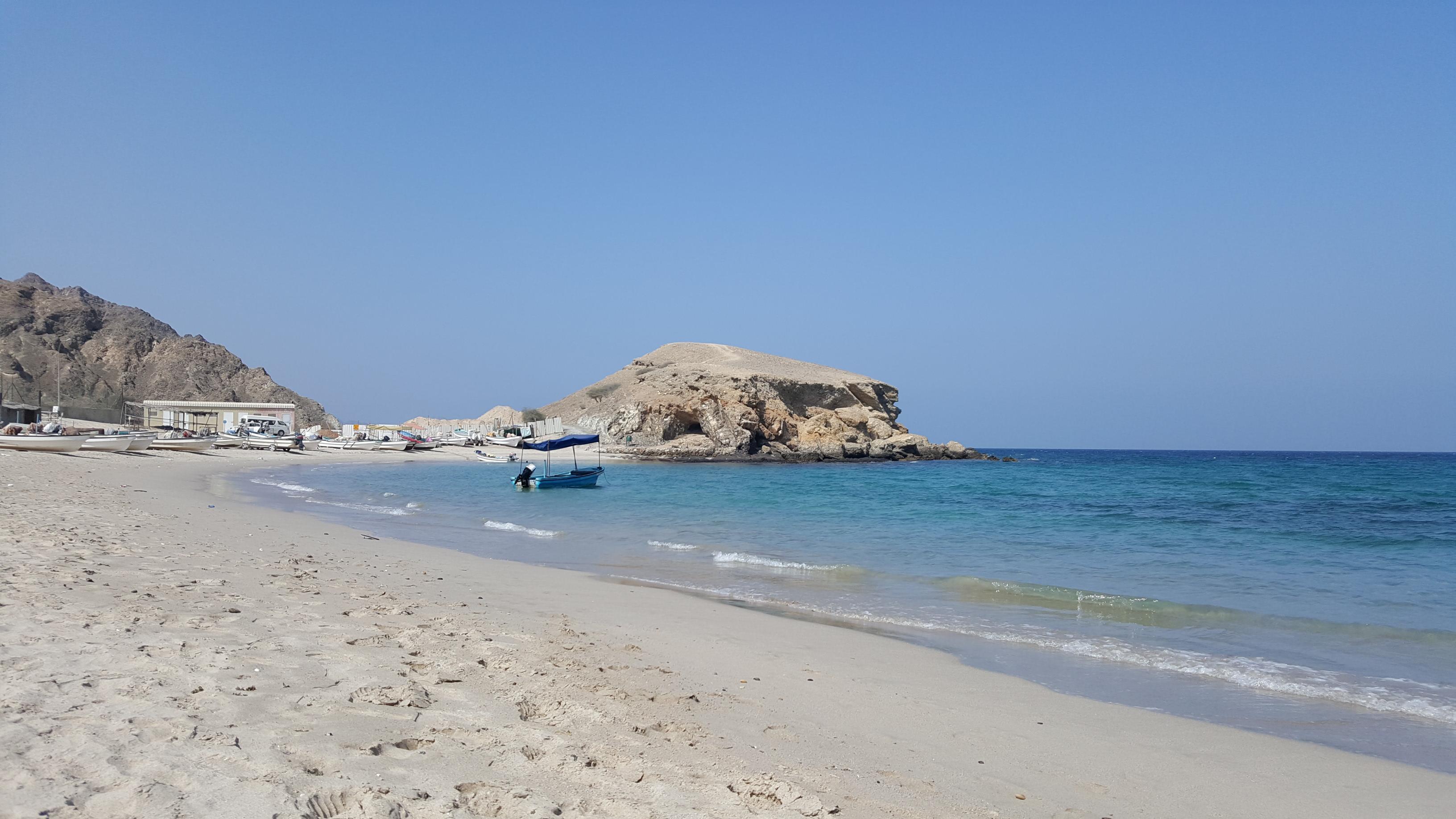 Tag 8 - Chillen Strand, Bootsfahrt - Campen Bucht (4)