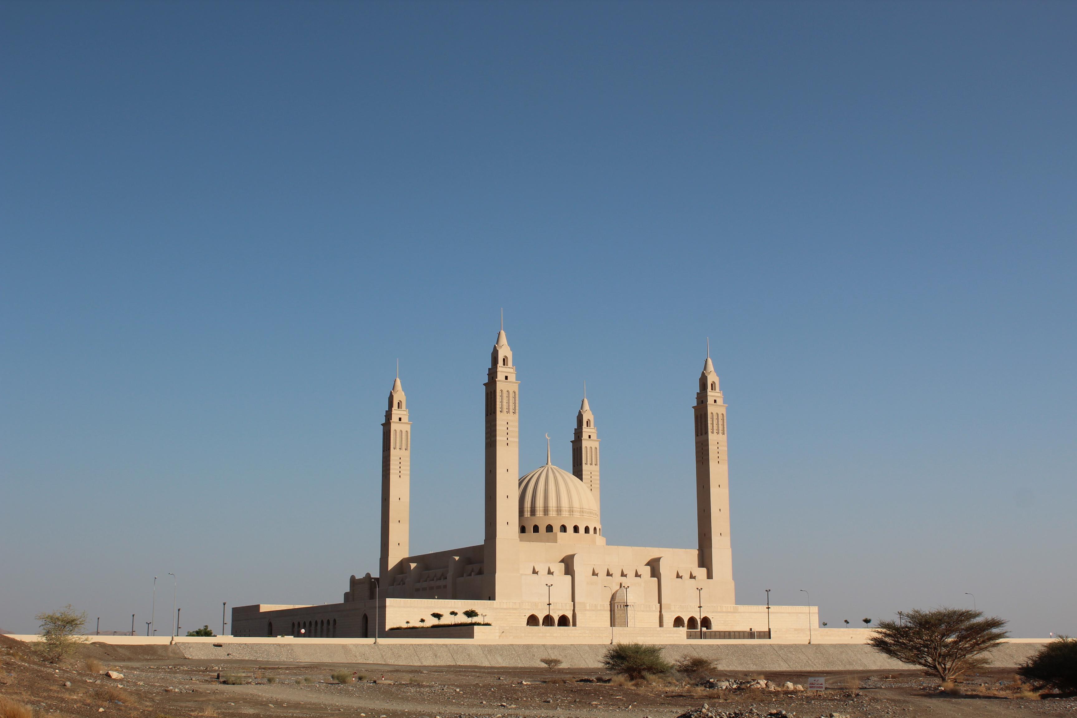 Tag 3 - Wadi Damm - Campen Nizwa (38)