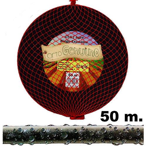 Tubo essudante 50 metri