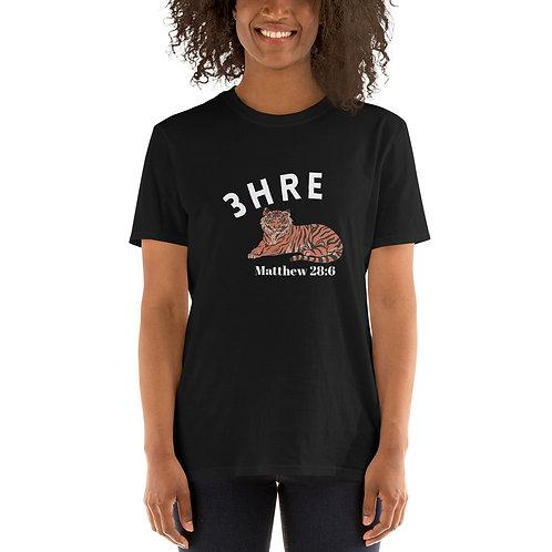 3hre Tiger Short-Sleeve Unisex T-Shirt