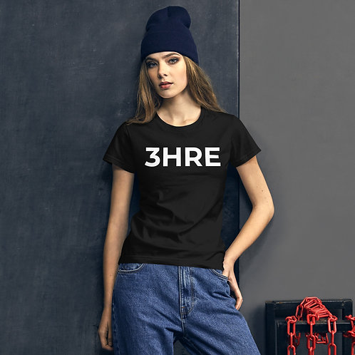 3HRE Women's short sleeve t-shirt