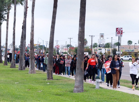 Our unity is our strength: On the struggle for a DREAM Center at UTRGV