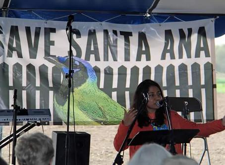 Santa Ana Wildlife Refuge Speech - January 27th, 2018
