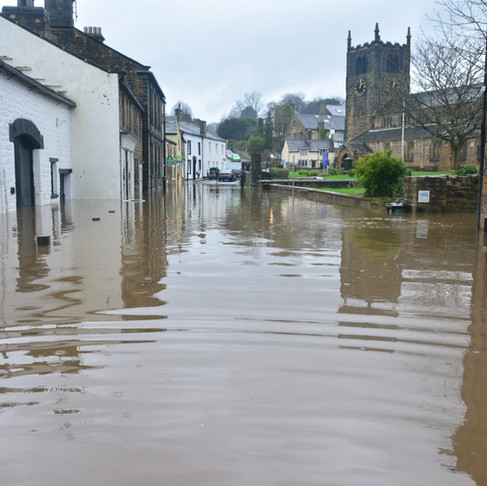 Houses in Flood Zones