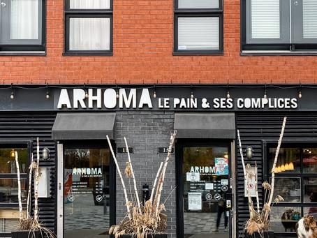 La boulangerie fromagerie ArHoMa avec l'Agence Magis