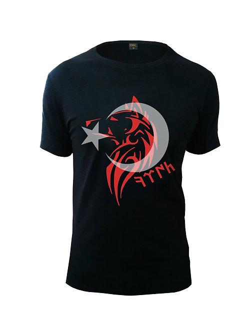 Baskılı T-shirt (TÜRK)